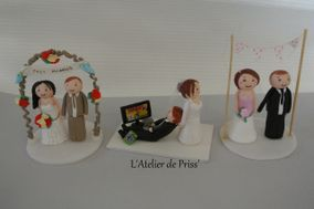 L'Atelier de Priss' - figurines