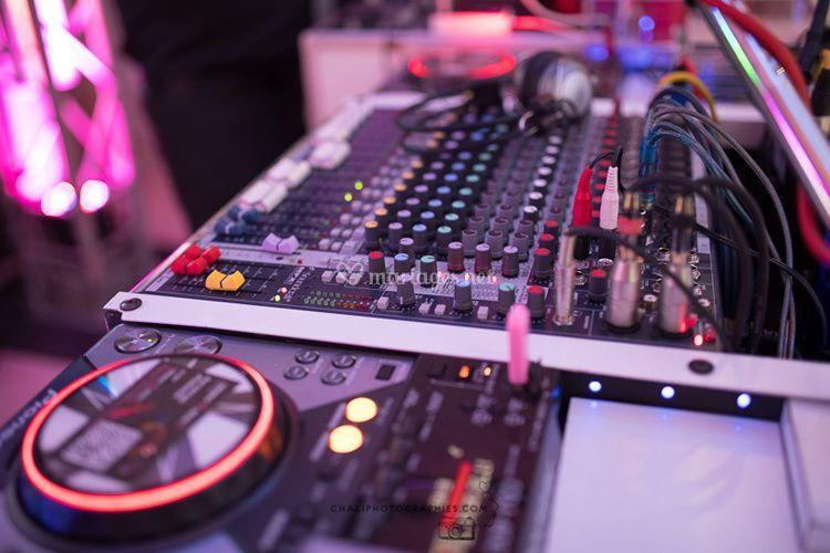 Eric Mister A - DJ Mariage Pau