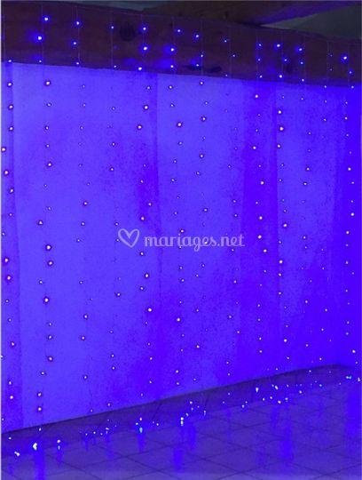 Rideau led 3x3 / 3x10