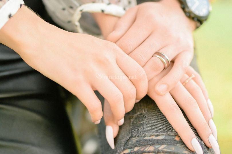 Séance couple/engagement