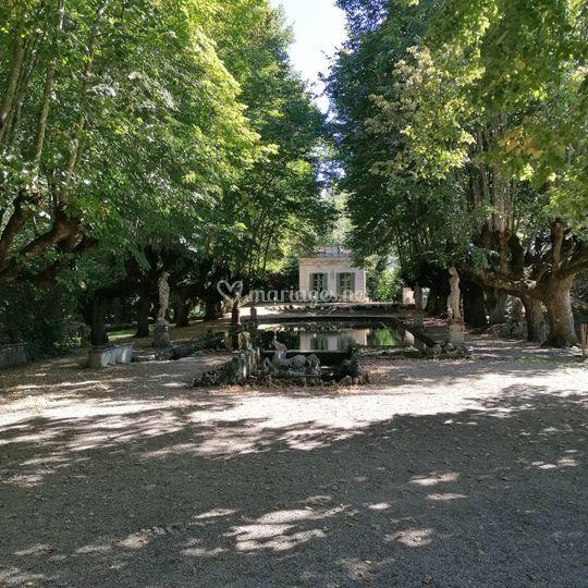 Bassin trianon