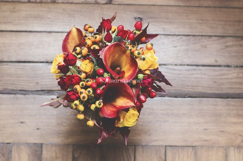Le bouquet de fleur