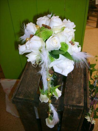 Bouquet petite cascade