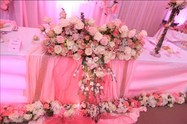 Décoration mariage Jour J Event
