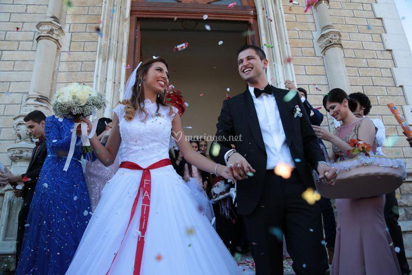 Mariage de Wafa