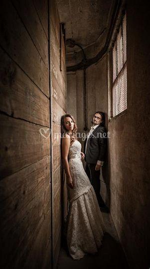 Mariée et le marié