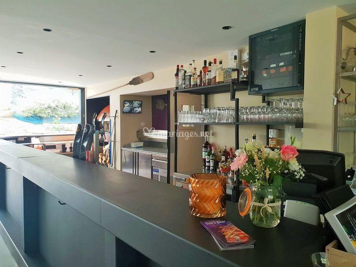 Bar Nouvelle salle resto
