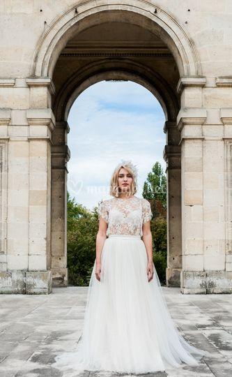 Louise mariée 2019