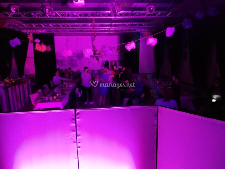 Mariage Tarbes 50 personnes