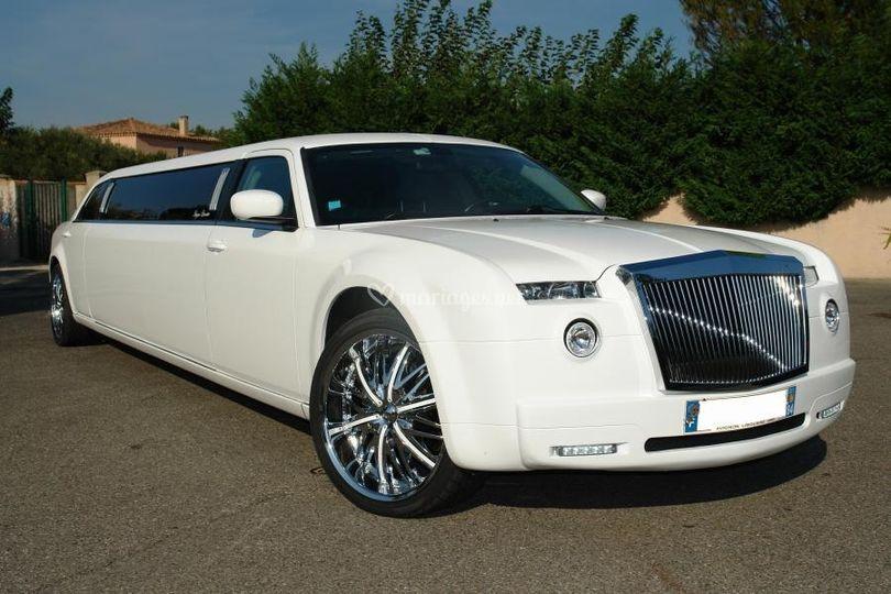 Phantom Krystal Limousine