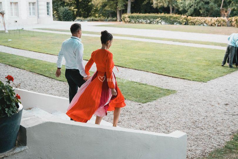 Mariage de Charlotte et Cédric