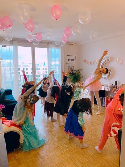 Dance party !