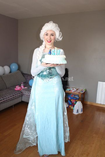 Option costume princesse