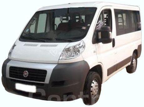 Minibus 9 places PMR
