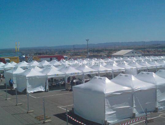 Tente 3x3