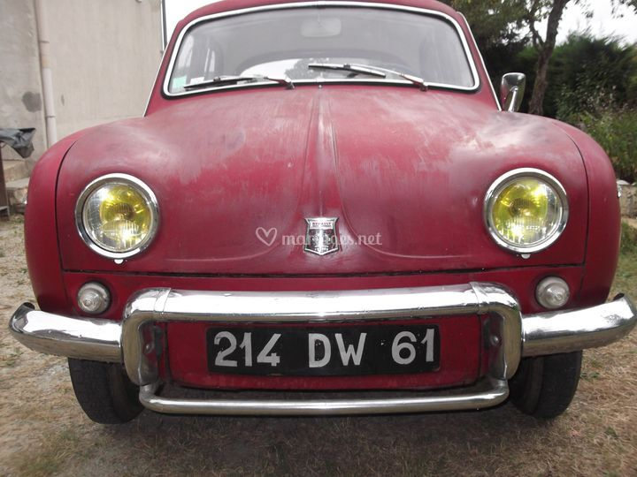 Renault Ondine Gordini 1961