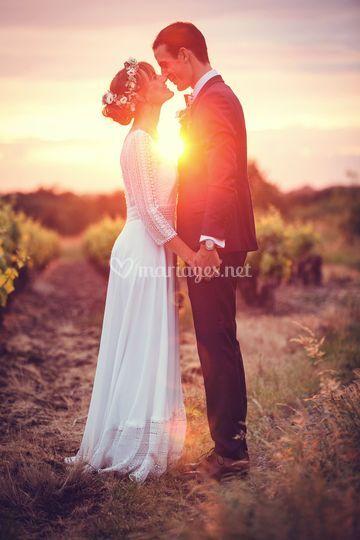Vignes couple