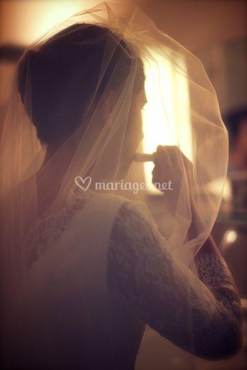 La mariée Alydel