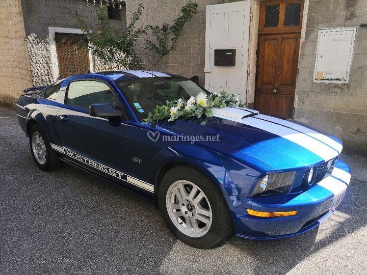 Ford Mustang GT décorée