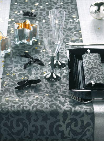 Exemple de decoration de table