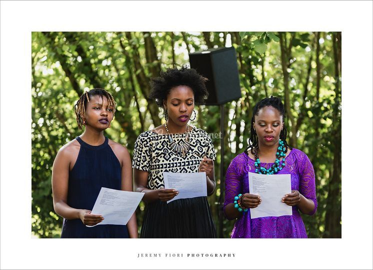 Chorale cérémonie laïque