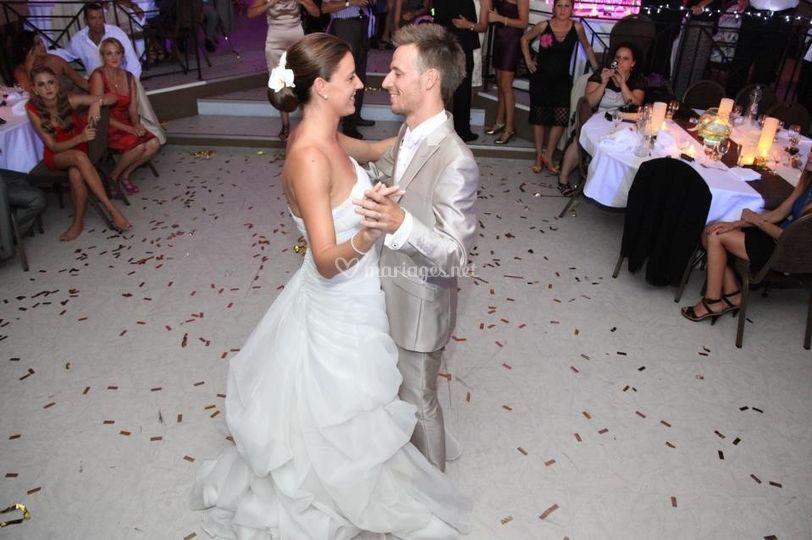 La valse des mariés