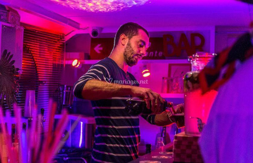 Barman Smart Paddle