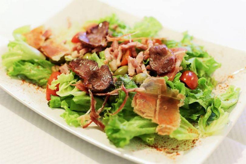 Salade - entrée