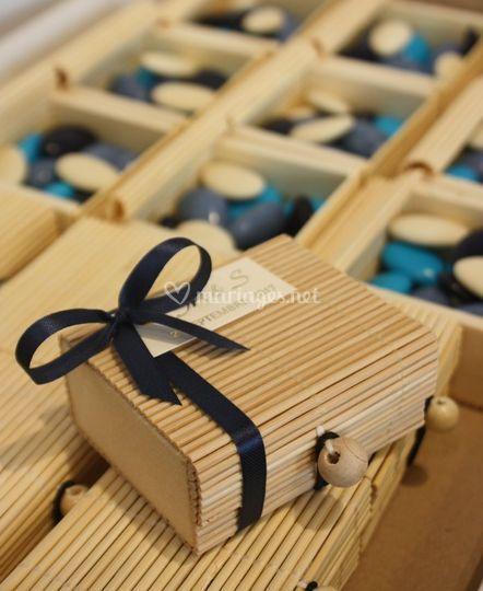 Boîte Bambou
