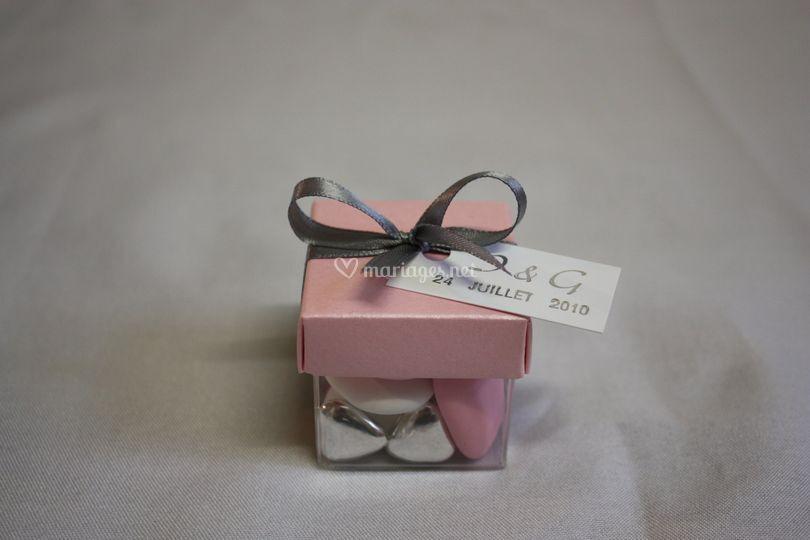 Cube rose 40 g