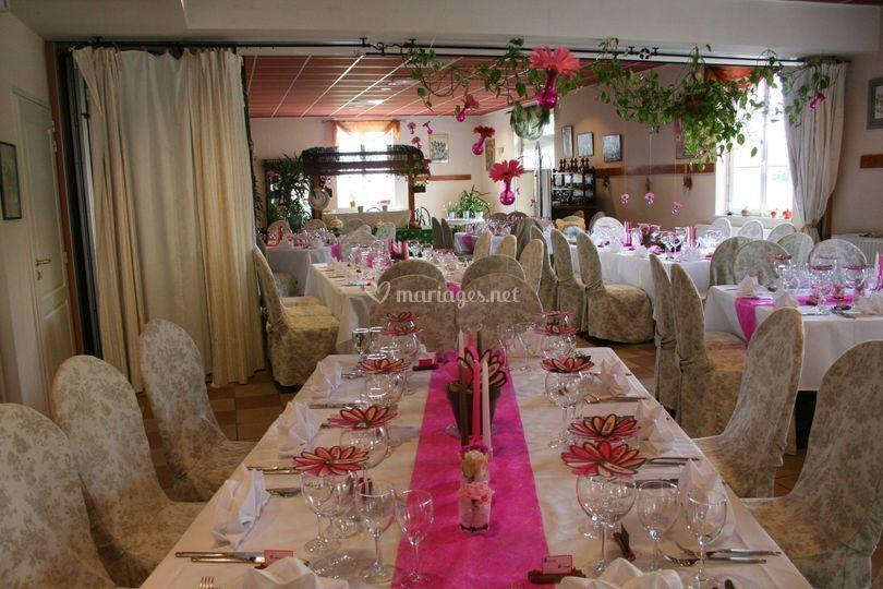 Salle banquet