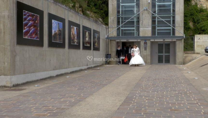 Extrait film mariage P&M