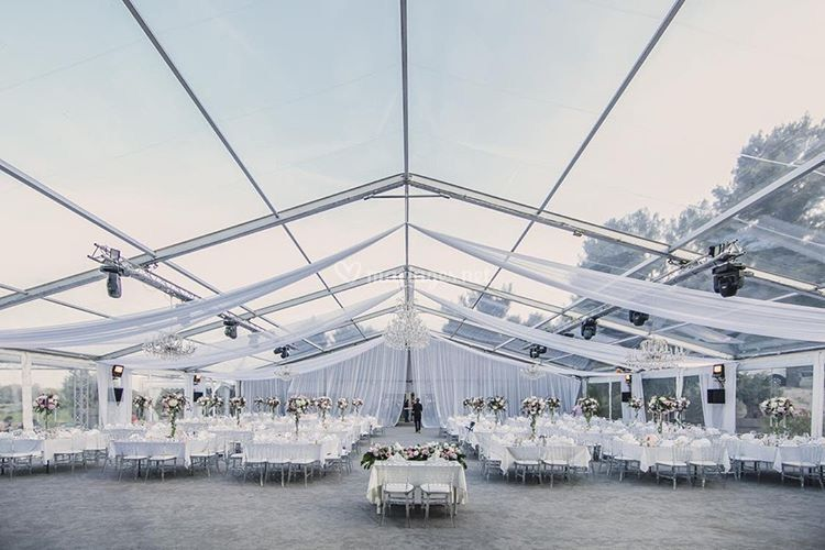 Salle Le Marquee - Cristal