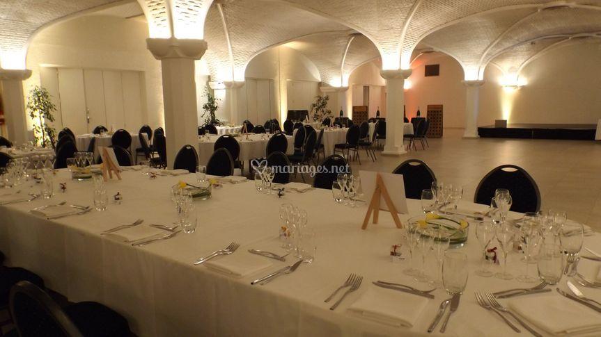 Table d'honneur mariage