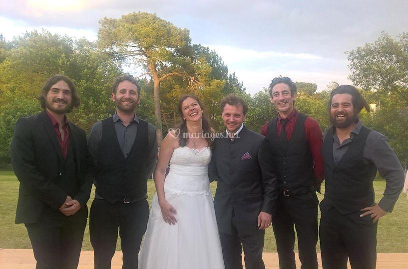 Harisson swing mariage 2017