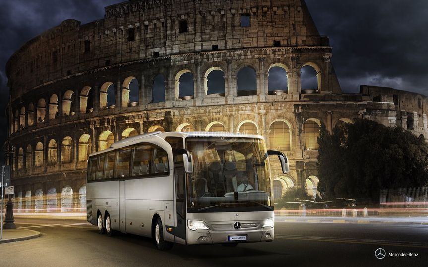 Autocar Rome