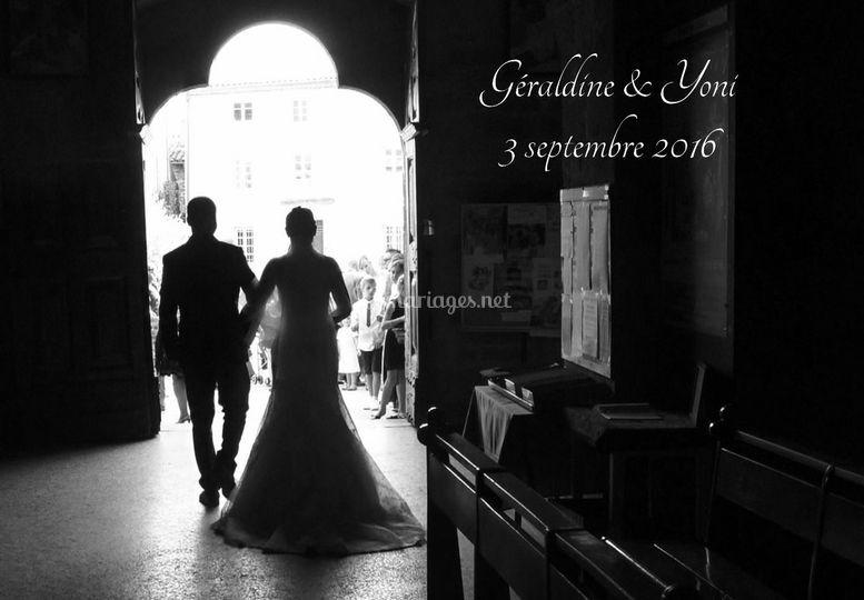 Géraldine + Yoni