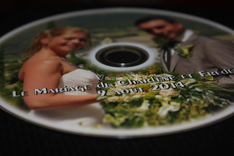 DVD mariage C et F
