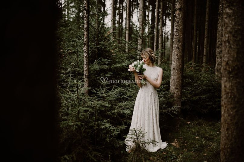 Bride in Germany