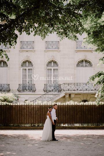Mariés Paris