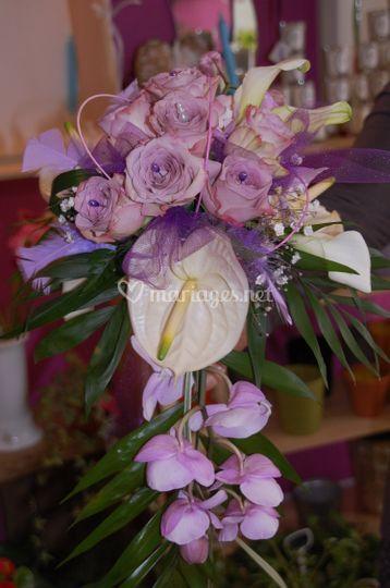 Babeth fleurs for Bouquet de fleurs 30 euros