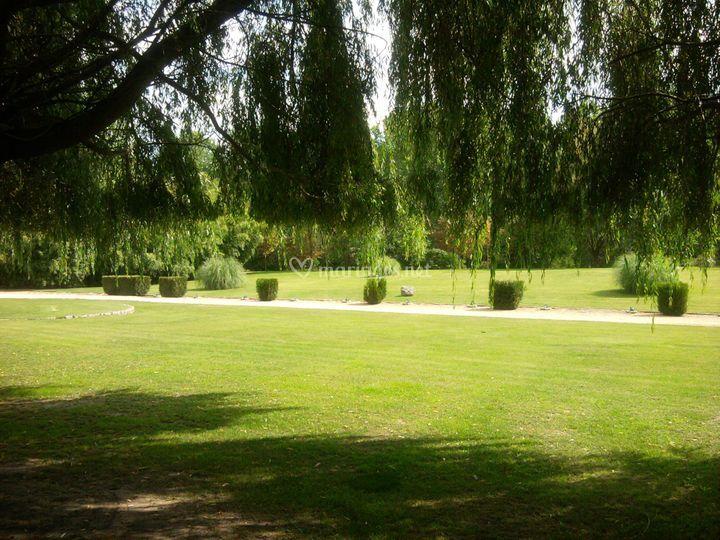 Parc des Talmelliers