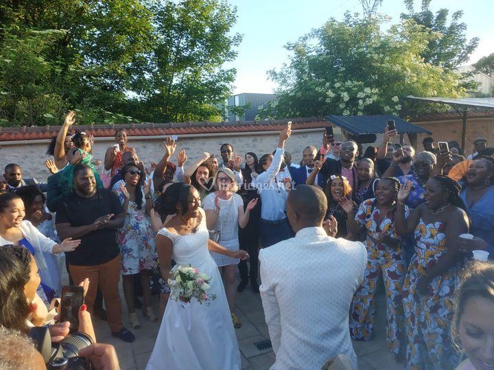 Ambiance mariage K&M