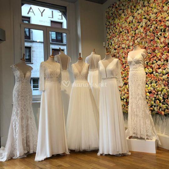 Elya Couture - Showroom