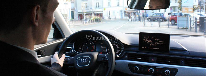 Audi A4 intérieur