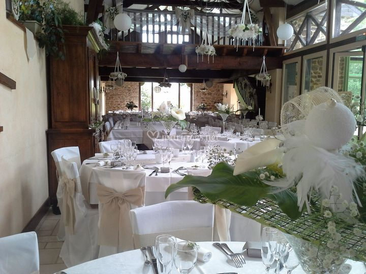 Salle intérieure