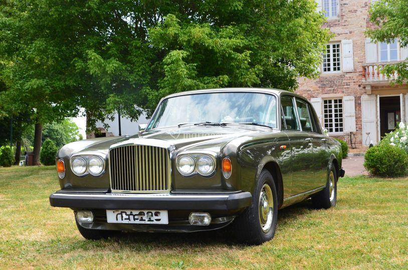 Bentley T2 1978