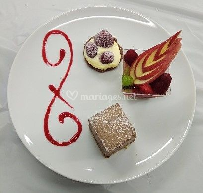 Trilogie de dessert