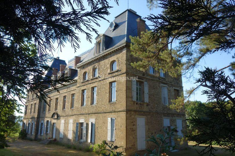 Le Château en pleine nature
