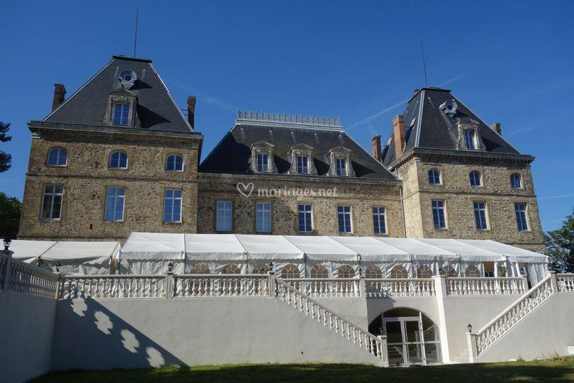 Chateau de Senaud